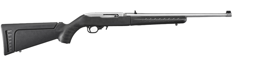 ruger 10:22 silver 10:22® - 10:22 Takedown® Model 21114 22 LR - Autoloading Rifle