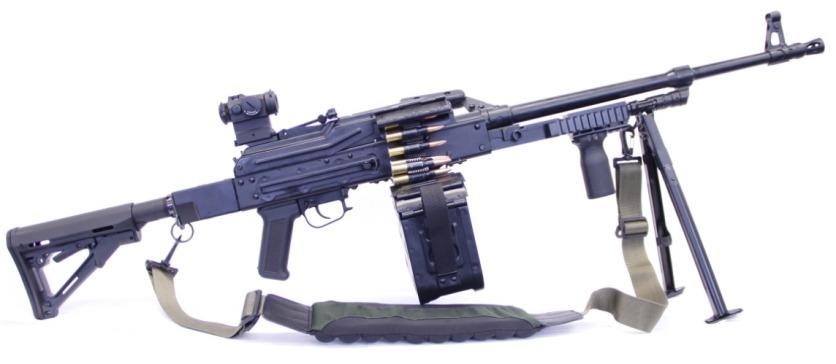 AK Tactical (PKM) 7,62x54 R